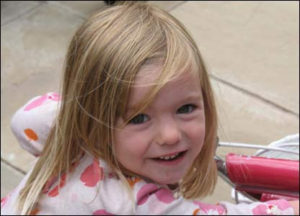 Psychic and remote viewing tips flooded in during the Madeleine McCann investigation