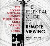 Essential guide to remote viewing by Paul H Smith