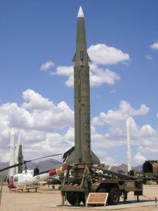 Pershing Missile