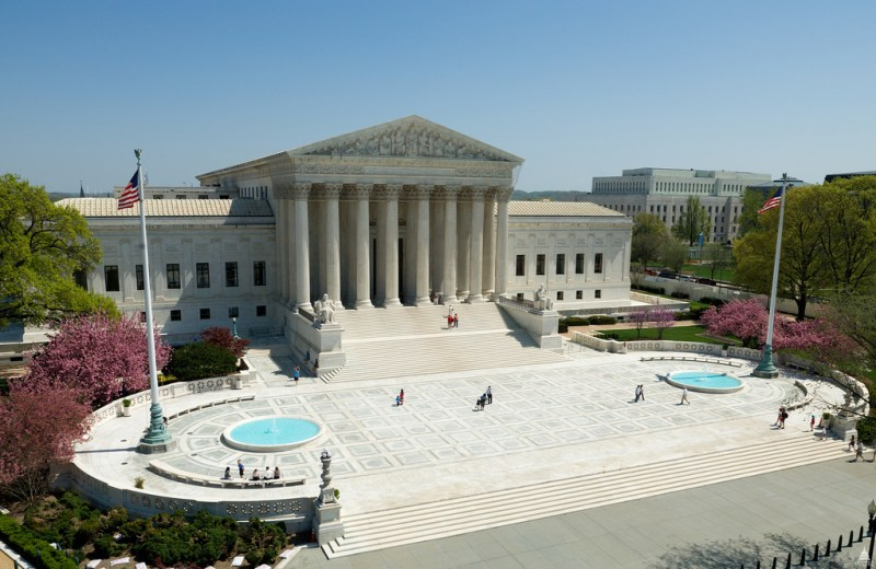Target 417 is the United States Supreme Court (both the structure itself, and the justices as a group)