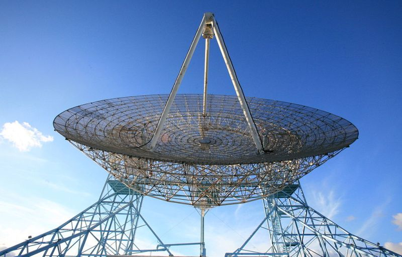 Remote viewing practice taraget 070 is the Stanford Dish