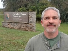 Four days, three states and 444 miles along the entire Natchez Trace Parkway learning baout the history and enjoying the natural beauty.