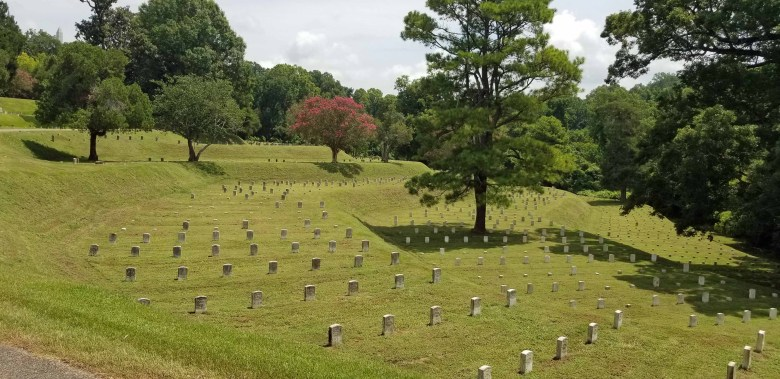 Vicksburg National Military Cemetery