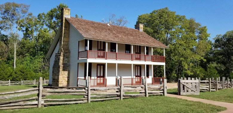 Elkhorn Tavern witnessed early European settlers, the Cherokee Trail of Tears and then the Battle of Pea Ridge.