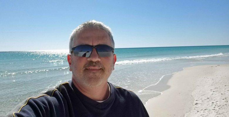 Brad Saum at Panama City Beach