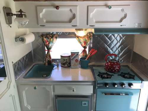 10 Beautiful And Cheap Diy Rv Backsplash Ideas Rv