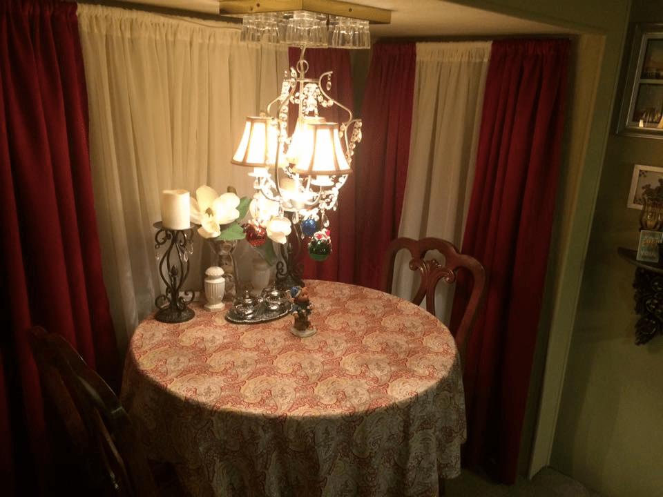 Table And Chairs To Replace Dining Booth In RV | RVs, Campers, Travel  Trailers