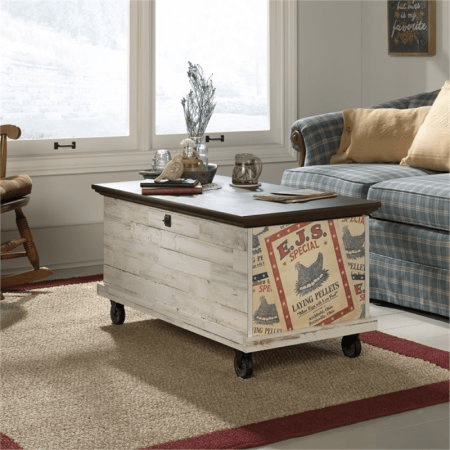 8 Coffee Tables That Add Storage Space Furniture For Rvs Rv Inspiration