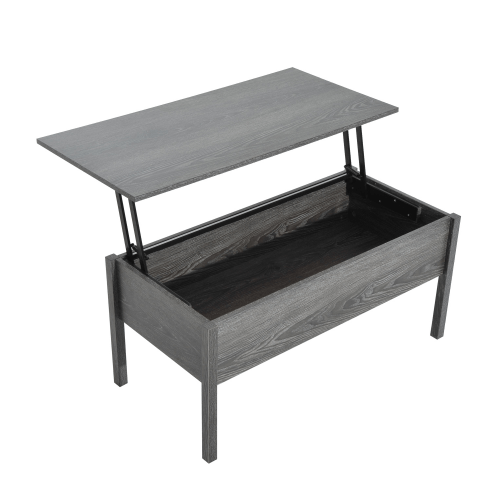 Lift Coffee Table For Motorhomes, Campers, And Travel Trailers   RV  Furniture