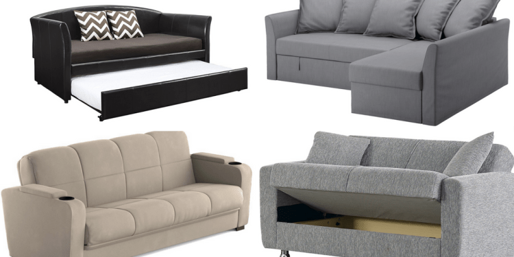 Sofas and couches for motorhomes, campers, and travel trailers - replace RV  furniture makeover