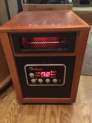 Dr. Infrared Heater