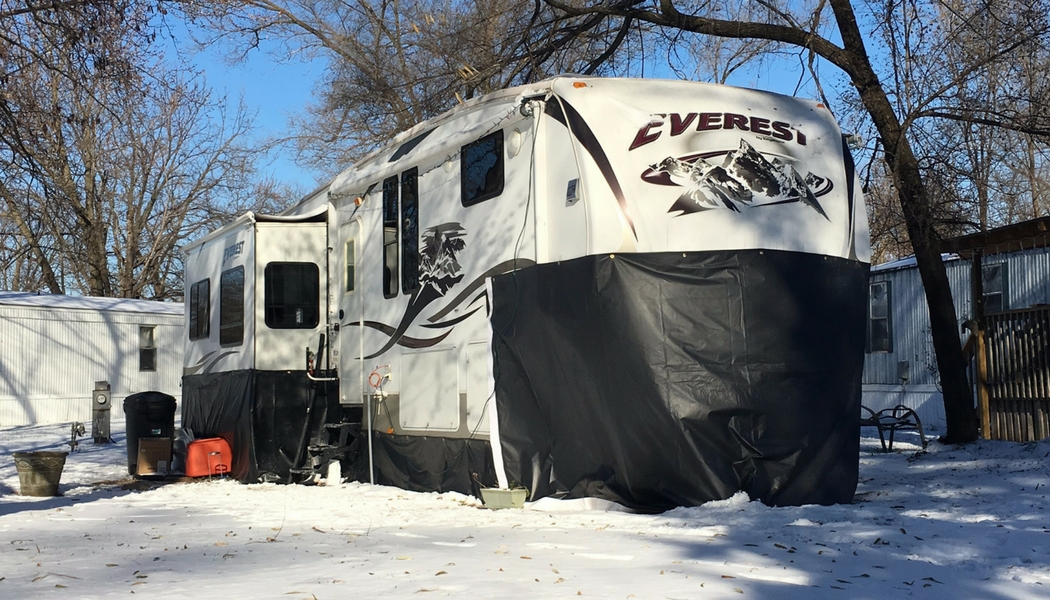How We Prepare Our Rv For Cold Weather Living Rv Inspiration