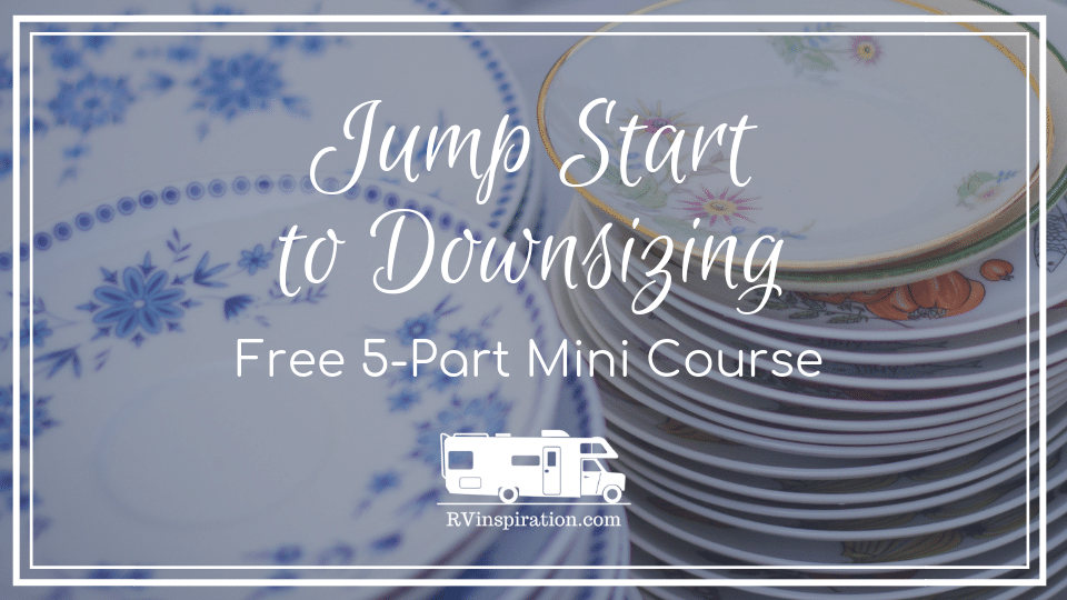 Jump Start to Downsizing Mini Course Image