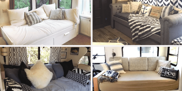 Fabulous Rv Sofa Bed Replacement Ideas With Pictures Inzonedesignstudio Interior Chair Design Inzonedesignstudiocom