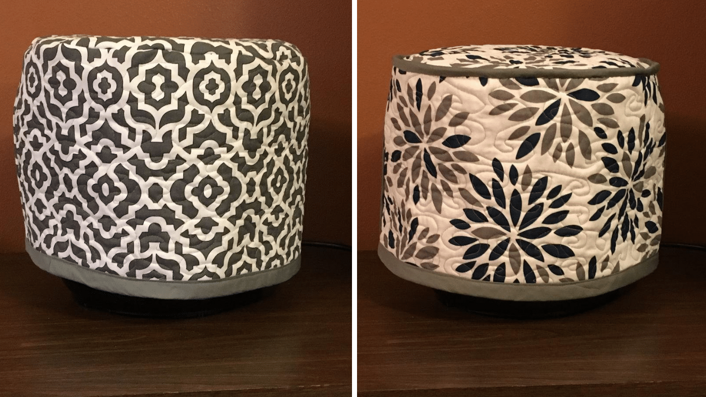 Reversible Quilted Instant Pot Cover by SewSally53 on Etsy
