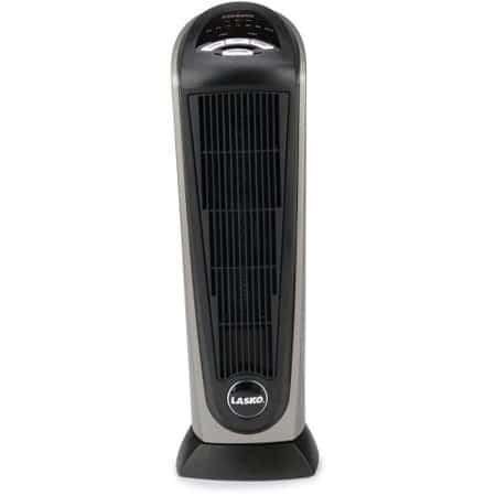 Tower space heater ideal for a camper