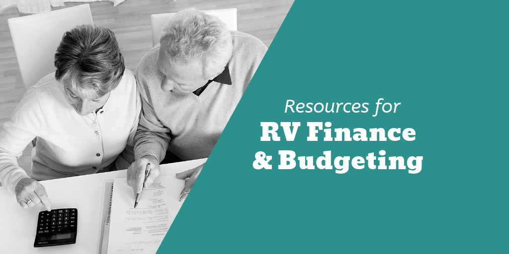 RV Budget Resources Twitter Image