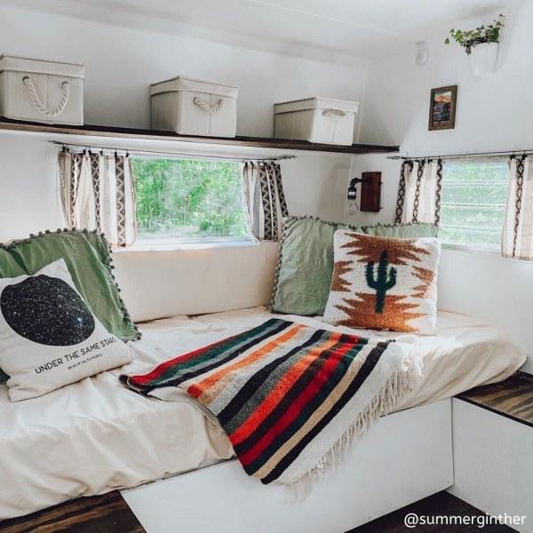 Summer Ginther Vintage Shasta Retro Camper
