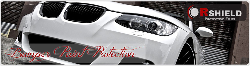 Mercedes Paint Protection Bumper Clear Bra