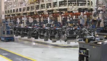 MaxxForce® Engine Plant Tour - Huntsville, AL - RV Life
