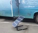 RV Solar Panels Are Portable