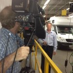 Winnebago Industries Hosts National Media