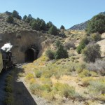 Taking the Train to Virginia City