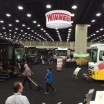 Winnebago Blazes Trail at National RV Trade Show in Louisville