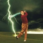 When You See Lightning, Leave The Course!