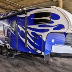 You'll Love this Toxic RV Toy Hauler