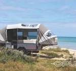 New Entry in Folding Campers