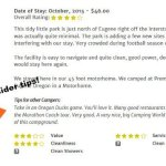Your Campground Opinions Matter at RV Park Reviews