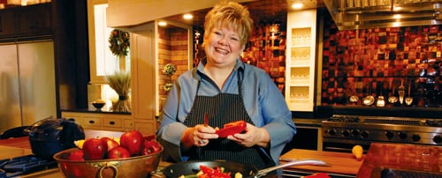 Master Craftsman Debbie Uhrig at Silver Dollar City's Culinary and Craft School