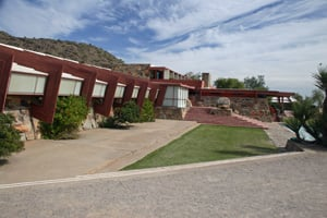 Taliesin West Drafting Studio
