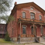 Exploring Bannack Ghost Town