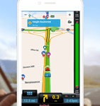 Navigation App Offers Easy Trip Planning and More