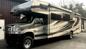 Air Bag Suspension Mods For RVs, Fifth Wheel Trailers