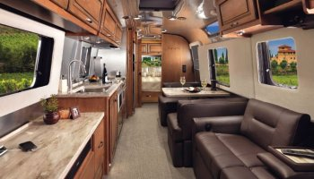 The Airstream Land Yacht is One Trailer You Have to See - RV