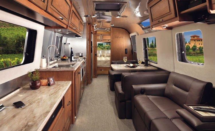 The Airstream Classic 33 Just Might Be The Ticket