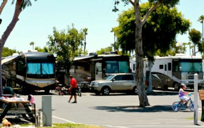 urban RV campgrounds