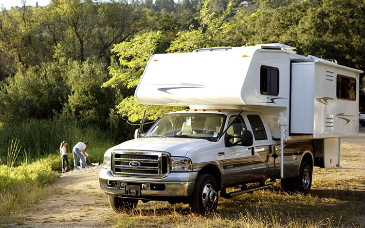choosing smaller RVs