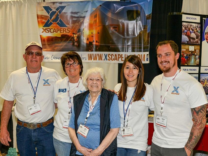 Kay Peterson RV Industry leader
