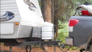 How To Level A Fifth Wheel Trailer On Unlevel Campsites