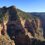 The Scenic Drive Through Salt River Canyon
