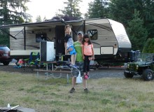 New RVs Donated To Tents For Troops