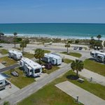 Stay Oceanside At The East Coast's Largest Campground