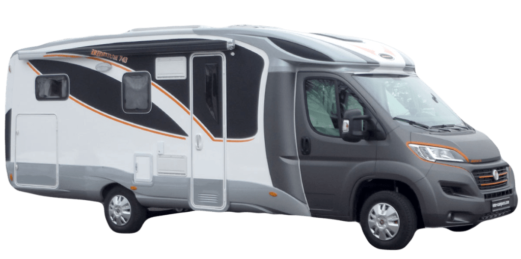 iridium electric motorhome