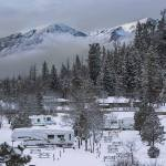 Go Winter RVing At The Foot Of The Rocky Mountains
