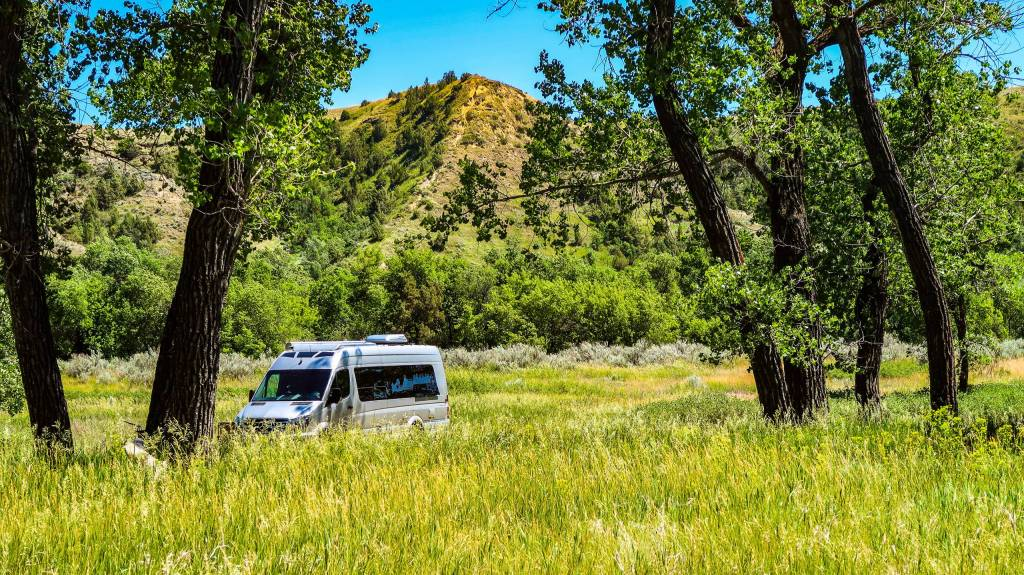 making plans for boondocking
