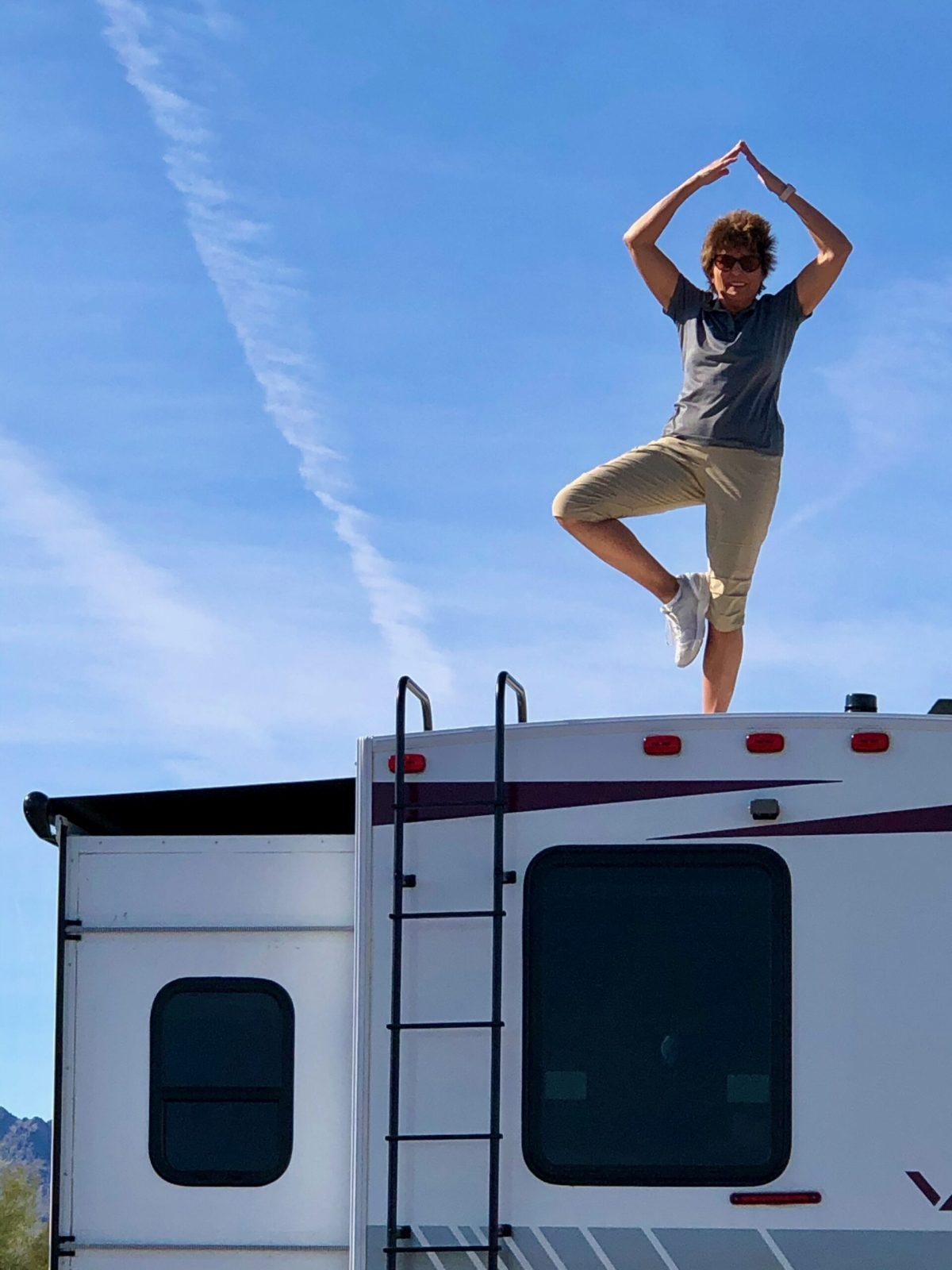 Getting close to nature and being self contained is a reason this s the year of the rv